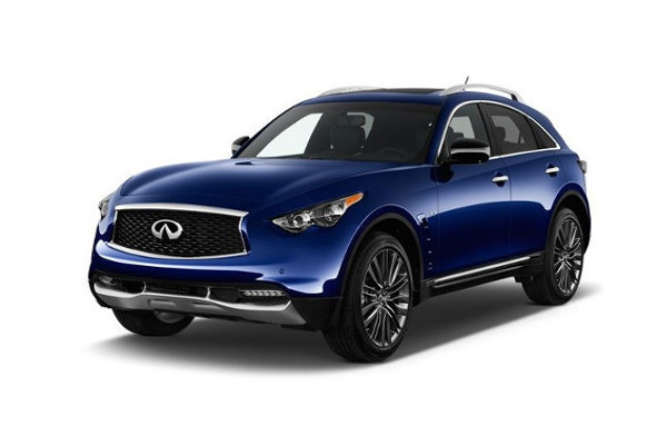 Infiniti QX70 2020 Automatic / Luxe Sensory New Cash or Installment