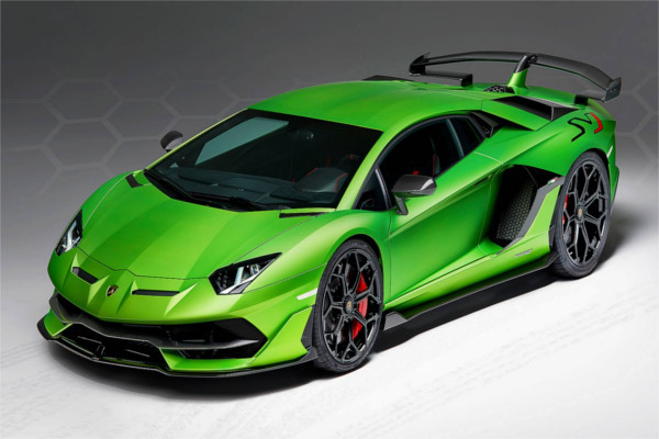 Lamborghini Aventador 2020 Automatic / LP770-4 SVJ Coupe New Cash or Installment
