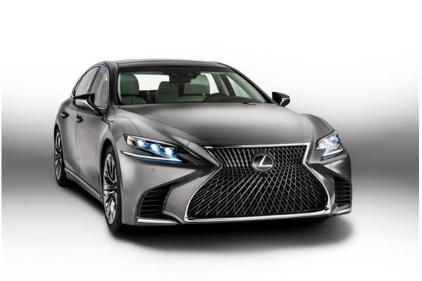 Lexus Ls 2020 Automatic / 350 Elegant New Cash or Installment