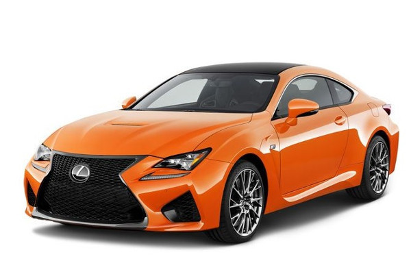 Lexus RC F 2020 Automatic / F-Performance New Cash or Installment