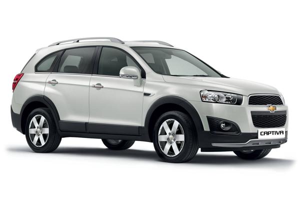 Chevrolet Captiva 2017 Automatic Full Option 2 4l New Cash Or Installment Hatla2ee