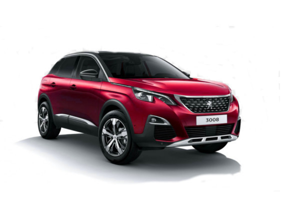 Peugeot 3008 2020 Automatic /  Allure New Cash or Installment