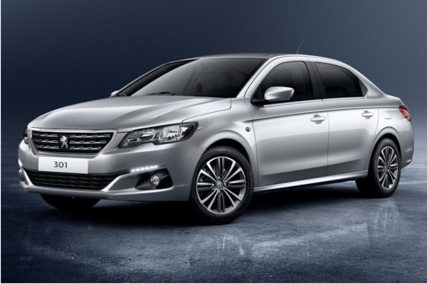 Peugeot 301 2020 Automatic / Allure New Cash or Installment