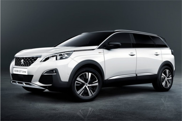 Peugeot 5008 2020 Automatic / Alure New Cash or Installment