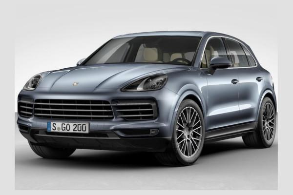 Porsche Cayenne 2020 Automatic / Base New Cash or Installment