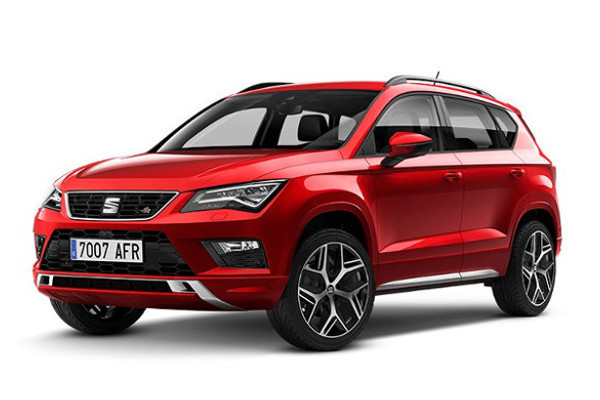 Seat Ateca 2020 A/T / Style plus New Cash or Installment