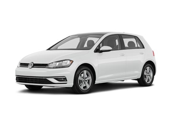 Volkswagen Golf 2020 Automatic / S  New Cash or Installment