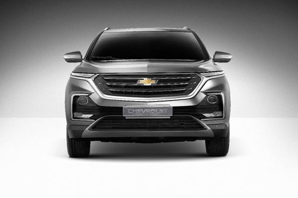 Chevrolet Captiva 2020 Automatic /  LS FWD 5-seaterv New Cash or Installment