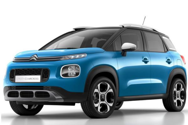 Citroën C3 Aircross 2020 A/T / Feel  New Cash or Installment