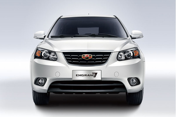 Geely Emgrand 7 RV 2020 Automatic /  Advance New Cash or Installment
