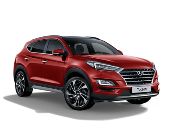Hyundai Tucson Turbo GDI 2021 Automatic  / TURBO /  GdI / 7DCT / LIMITED / RED PACK New Cash or Installment