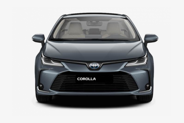 Toyota Corolla 2021 Automtic / SMART New Cash or Installment