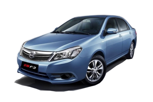Byd F3 2021 Manual New Cash or Installment