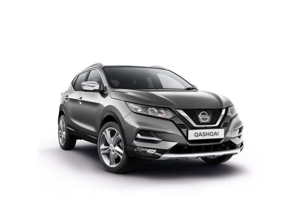 Nissan Qashqai 2021 A/T / VISIA New Cash or Installment