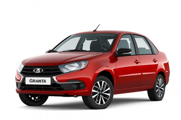 Lada Granta 2021 manual / Full option New Cash or Installment