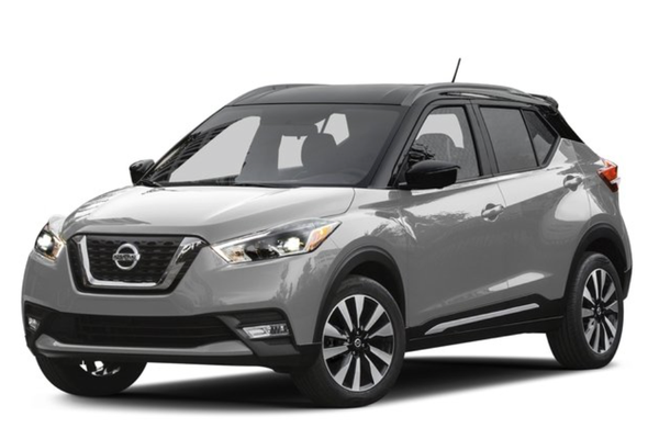 Nissan Kicks 2020 Automtic / S New Cash or Installment