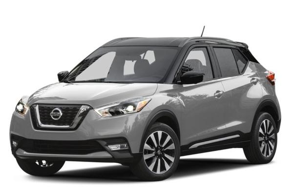 Nissan Kicks 2020 Automtic / SV New Cash or Installment