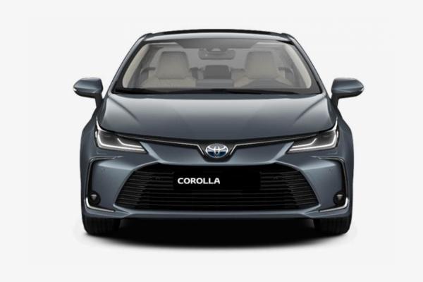 Toyota Corolla 2021 A/T / Full Option / Hybrid New Cash or Installment
