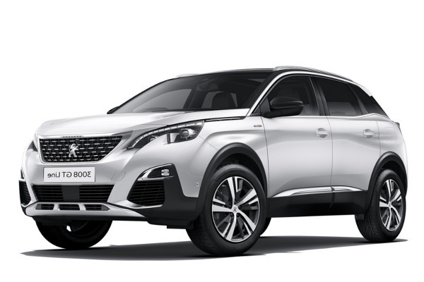 Peugeot 3008 2021 A/T / Allure New Cash or Installment