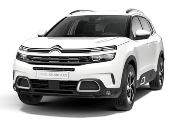 Citroën C5 Aircross 2021 A/T / FEEL New Cash or Installment