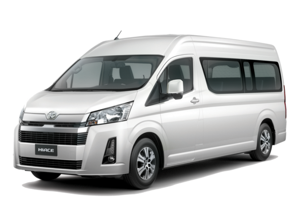 Toyota Hiace 2020 Manual / highline New Cash or Installment