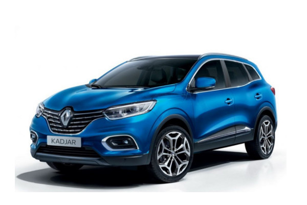 Renault Kadjar 2021 A/T / Signature New Cash or Installment