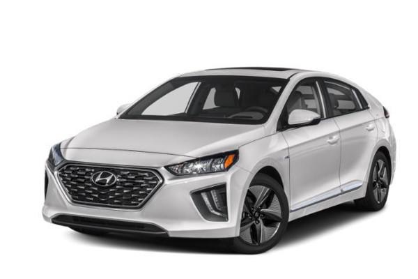 Hyundai Ioniq 2021 Automatic / Hybrid New Cash or Installment