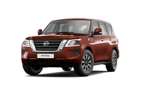 Nissan Patrol 2020 Automatic / Full option New Cash or Installment