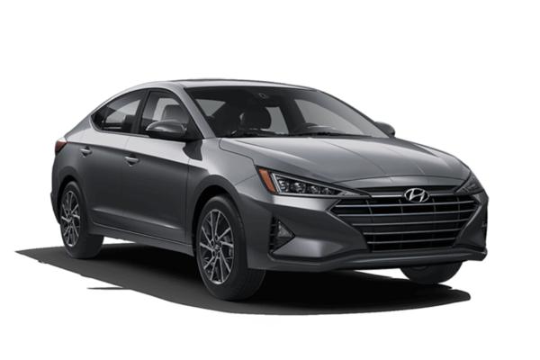 Hyundai Elantra AD 2020 Automatic / Full Option  New Cash or Installment