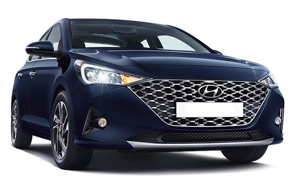 Hyundai Accent HCI 2021 A/T / Smart Plus New Cash or Installment
