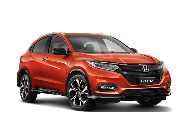 Honda HRV 2020 Automtic New Cash or Installment
