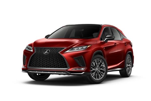 لكزس Rx 2021 اتوماتيك    / SPORT AWD جديدة للبيع و بالتقسيط