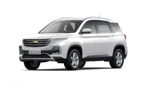 Chevrolet Captiva 2021 Automatic / LS New Cash or Installment