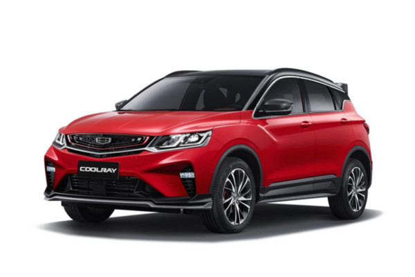 Geely Coolray 2021 Manual   / GL-Sport New Cash or Installment