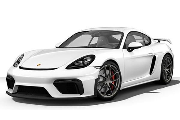 Porsche Cayman 2020 manual /  718 GT4 New Cash or Installment