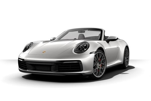 Porsche 911 2020 A/T / Turbo Cabriolet New Cash or Installment