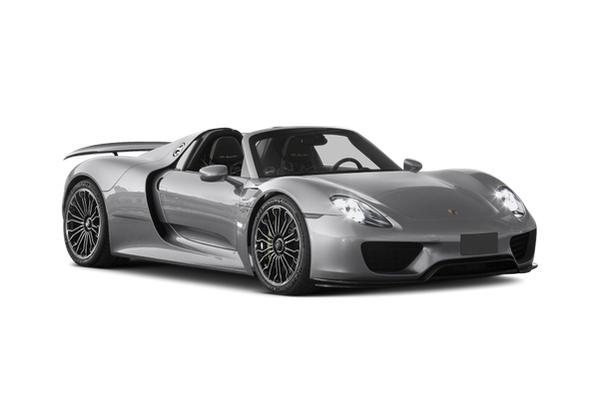 Porsche 918 Spyder 2020 Manual / Base New Cash or Installment