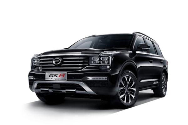 جي أي سي GS8 2020 اتوماتيك    / GT 4WD جديدة للبيع و بالتقسيط