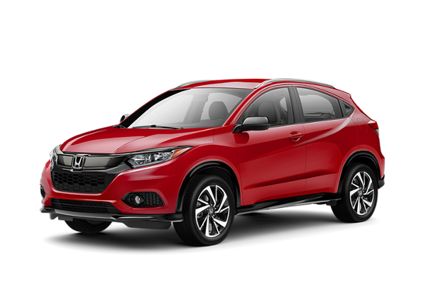 Honda HRV 2021 Automatic  / i-VTEC EX New Cash or Installment