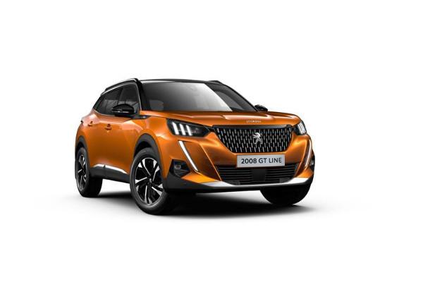 Peugeot 2008 2021 A/T / GT LINE New Cash or Installment