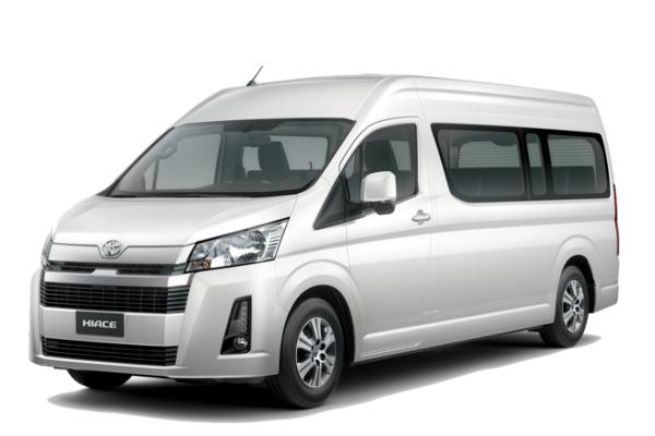 Toyota Hiace 2020 manual / full option New Cash or Installment