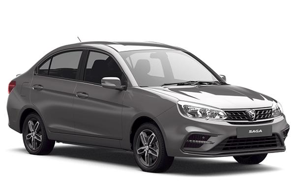 Proton Saga 2021 A/T / Standard New Cash or Installment