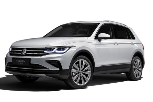 Volkswagen Tiguan 2021 A/T / Elegance New Cash or ...