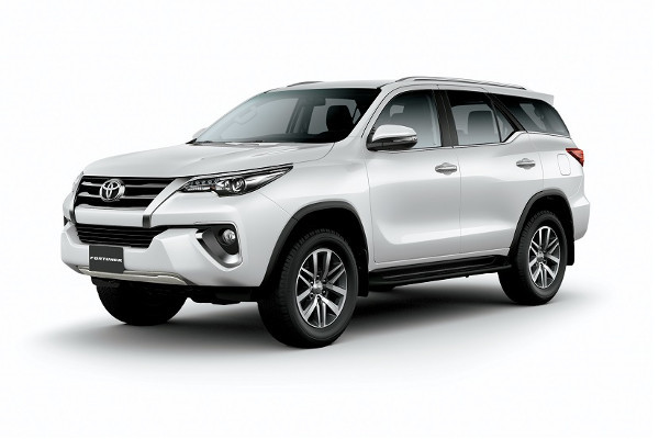 Toyota Fortuner 2021 Automatic / GX2 4X2 New Cash or Installment