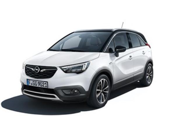Opel Crossland 2021 A/T /  Elegance New Cash or Installment