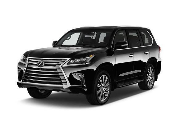 Lexus Lx 2021 Automatic /  Signature BE New Cash or Installment