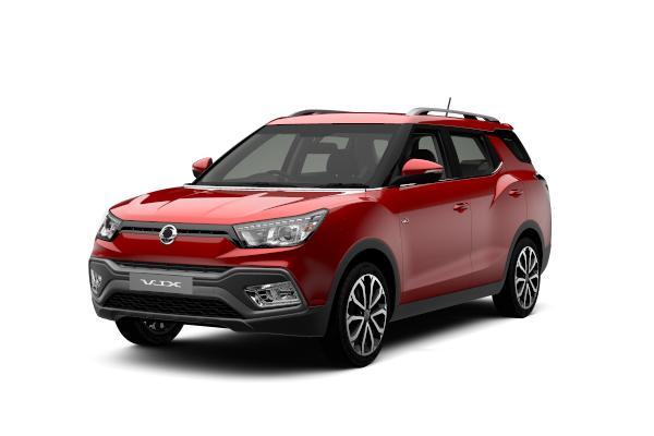 سانج يونج تيفولى XLV 2021 اتوماتيك    / Comfort جديدة للبيع و بالتقسيط