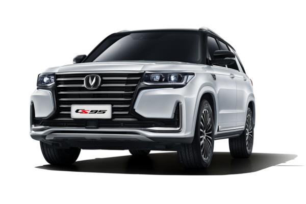 Changan CS 95 2021 Automatic / Platinum 7-Seater AWD New Cash or Installment