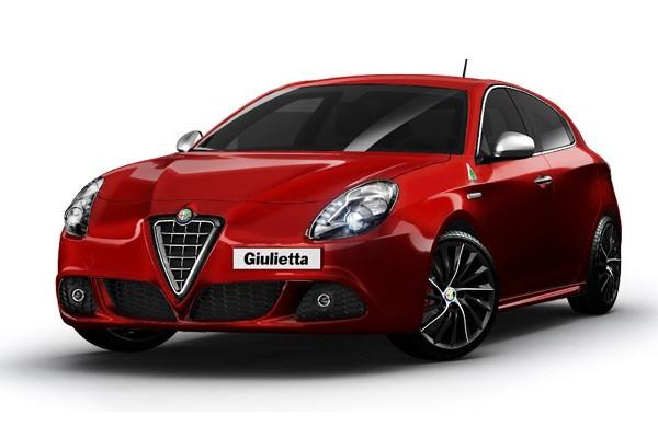 Alfa Romeo Giulietta 2021 Automatic / Super New Cash or Installment