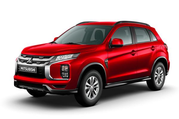 Mitsubishi ASX 2021 Automatic / GLX 2WD Mid Option New Cash or Installment